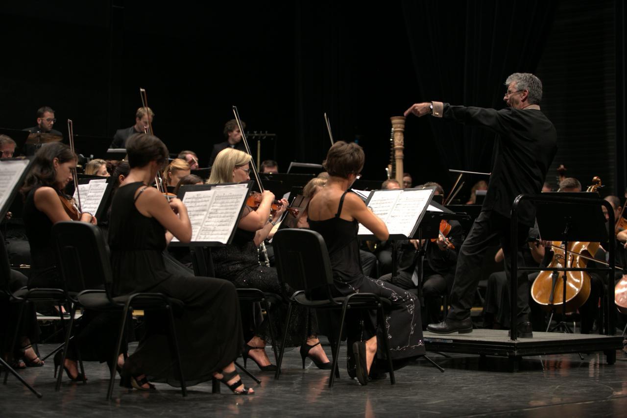 Budafoki Dohnányi Zenekar a Camponában