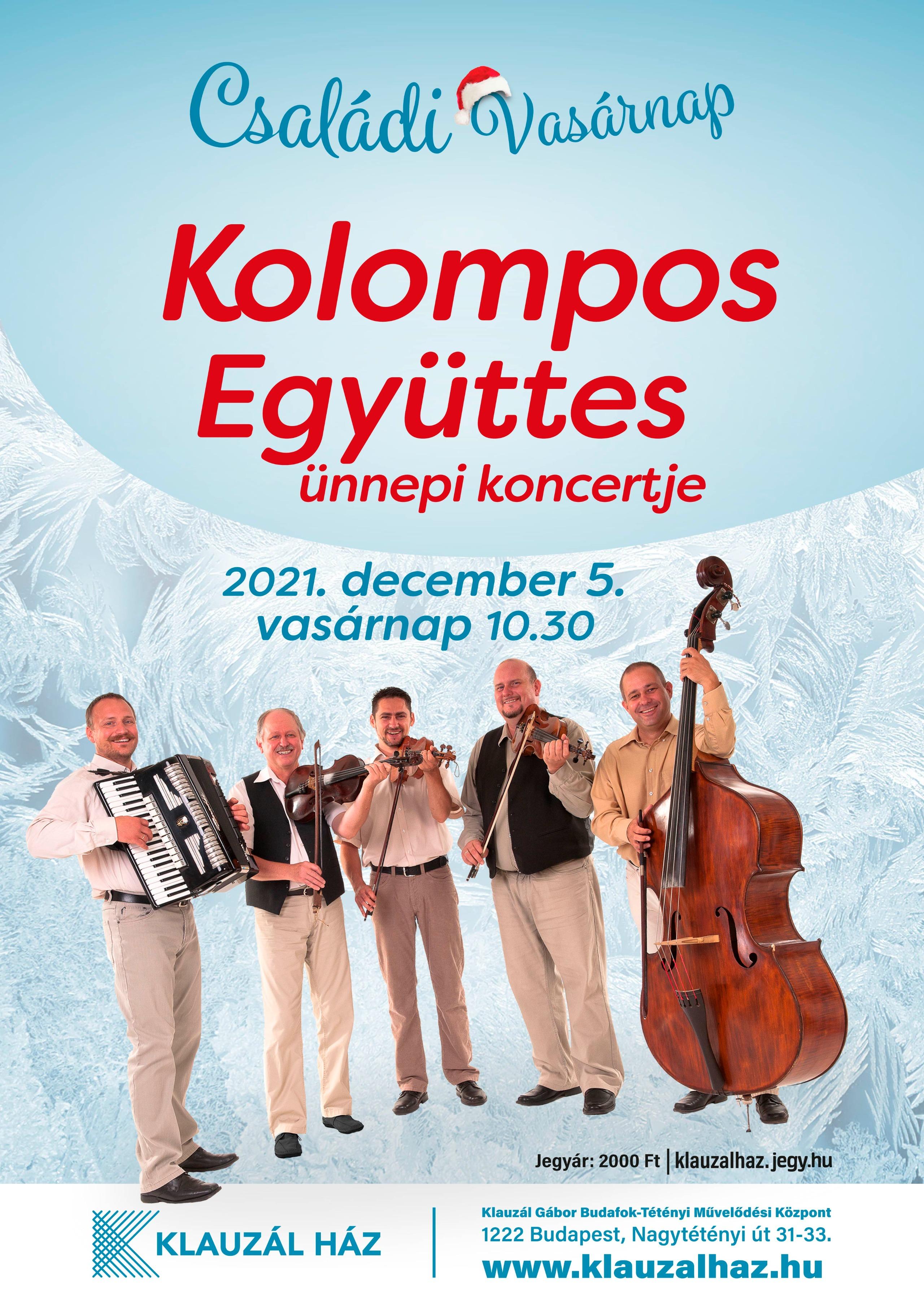 Kolompos koncert